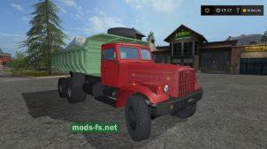Мод на КРАЗ-256