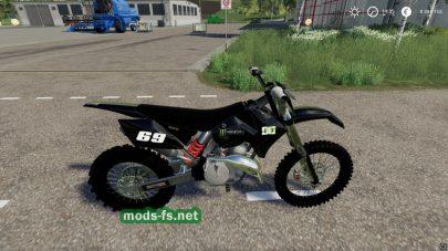 KTMDirtbike для FS 2019