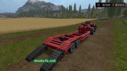 CHMZAP-5247 в Farming Simulator 2017