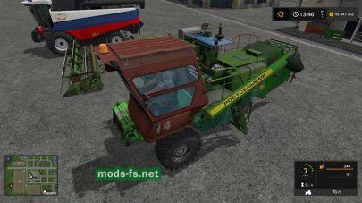 Комбайн Нива для FS 17