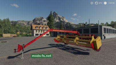 NewHolland116Haybine в игре Farming Simulator 2019