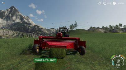 NewHolland116 mod FS 19