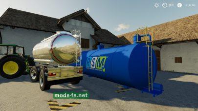 Placeable Buy RSM Liquid Fertilizer Tank