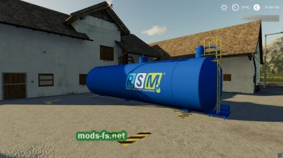 RSM Liquid Fertilizer для игры ФС 19
