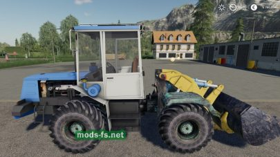 SkodaLiaz150 для Farming Simulator 2019