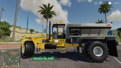 Terragator6203 mods