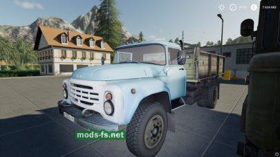 Подборка грузовиков для FS 19