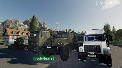 trucks pak FS 19