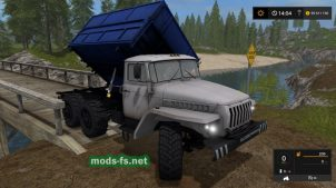 FS17 UralRusFarming