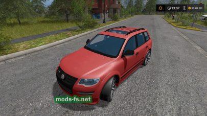 VolkswagenTouaregR50 mod FS 17