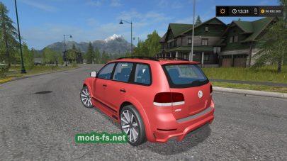 Авто Volkswagen в игре FS 2017