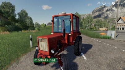 FS19 T25A