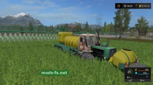 Т-150к 6x6 для игры FS 17