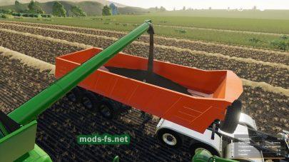 Прицеп МАЗ для Farming Simulator 2019