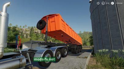 MAZ 953000 017 mods