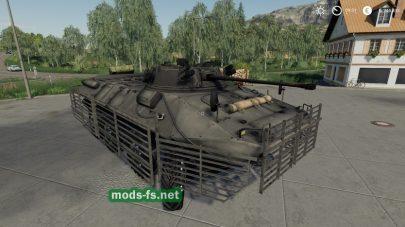 Такнк БТР-90 для Farming Simulator 2019