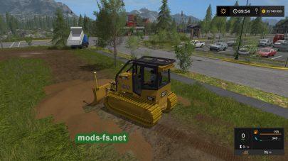 CAT D5K2 mod