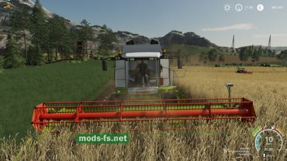 Claas Lexion 500 Series
