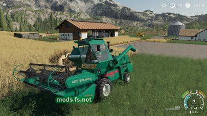RSM Niva для Farming Simulator 2019