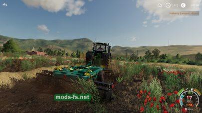 Дисковая борона для Farming Simulator 2019