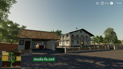 «Multimap2019» для Farming Simulator 2019