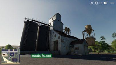 NewRiver для Farming Simulator 2019