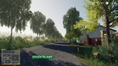 «The Old Farm Countryside» (Beta) для FS 19