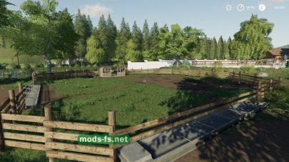 TheOldStreamFarm для Farming Simulator 2019
