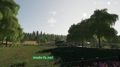 Выгул для животных в игре FS 19