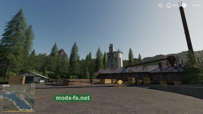 «Thuringen Forest» для Farming Simulator 2019