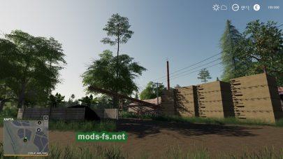 Скриншот карты «FazendaItauna»