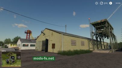 TSZ MAP для Farming Simulator 2019