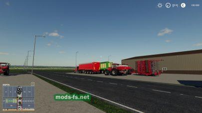 Canadian Production для Farming Simulator 2019