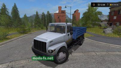 ГАЗ-САЗ-35071 для Farming Simulator 2017