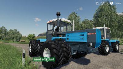 Мод нового трактора ХТЗ