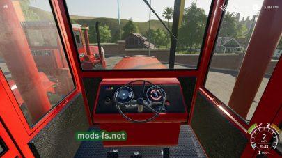 Мод на трактора MT