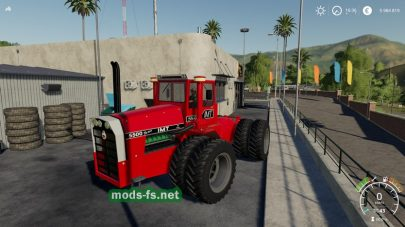 MT 5360/5500 для Farming Simulator 2019