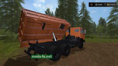 kamaz-45143 mod