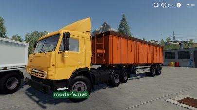 kamaz-5410 для FS 2019