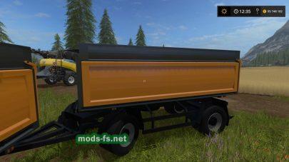 kamaz-65115 mod FS 17