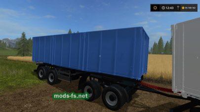 kamaz-65117 mod FS 17