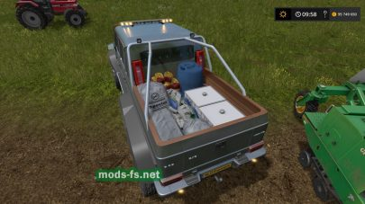 Скриншот мода «Mercedes-BenzG65»