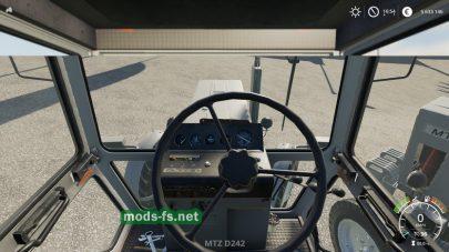 Пак тракторов МТЗ для FS 2019