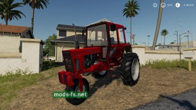 MTZ-80X mods FS 2019