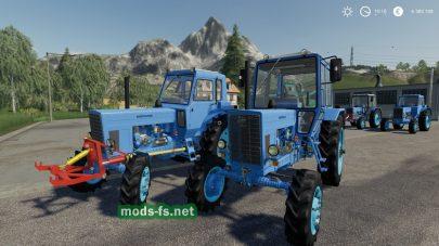 Подборка модов МТЗ для Farming Simulator 2019