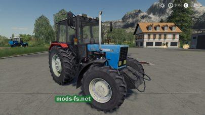 МТЗ-892 для Farming Simulator 2019