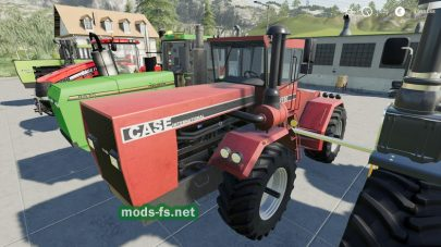 «PowerfulTractors» для Farming Simulator 2019