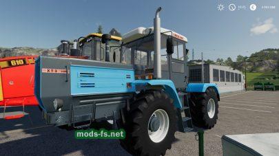 Пак мощных тракторов