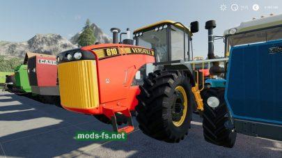 Мощные трактора для FS 2019