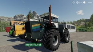 Raba Steiger 250 для Farming Simulator 2019